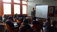"""Foto von Gabriele Fahrenkrog für OERfinfo unter CC BY 4.0: """"Workshop von Paul Klimpel zu CC Lizenzen"""""""
